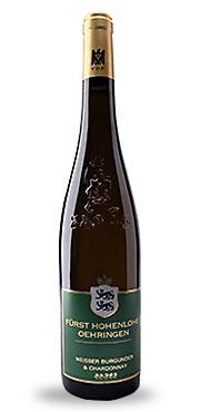 """Weisser Burgunder & Chardonnay """"HADES"""" trocken Qualitätswein"""