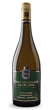 """Chardonnay trocken Verrenberg """"Butzen"""" Qualitätswein"""