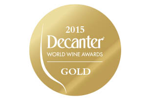 Decanter-gold