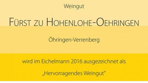 Urkunde Eichelmann 2016