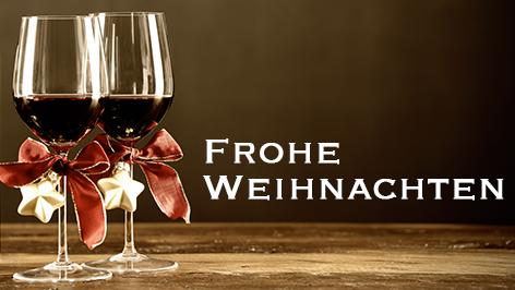 Frohe Weihnachten wünscht Fürst Hohenlohe