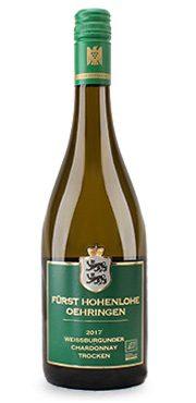 Weissburgunder-Chardonnay trocken 2017